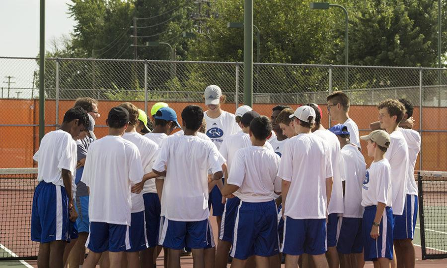 Men's Tennis Indiana Conference Tournament
