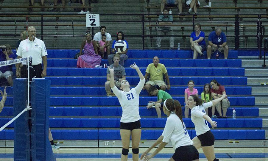 Women's Volleyball vs. Franklin Central