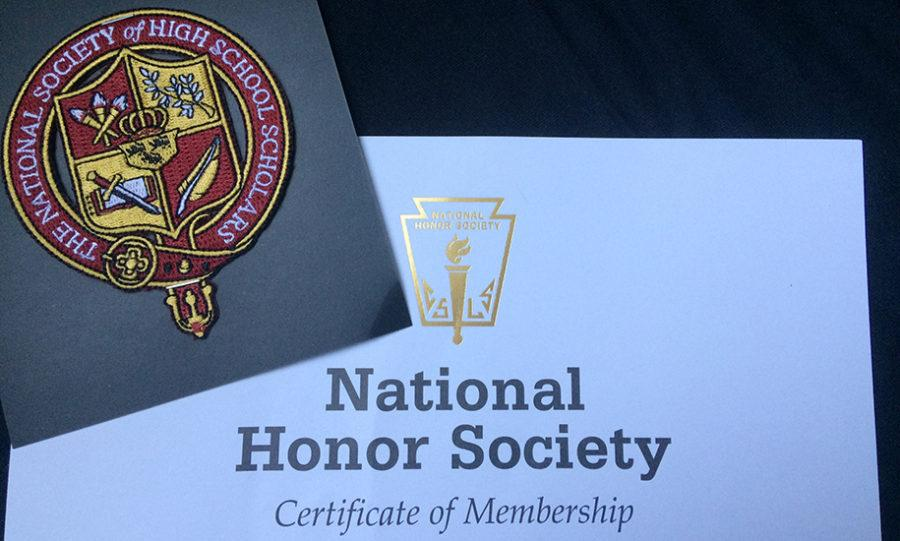 The National Honors Society starts up again
