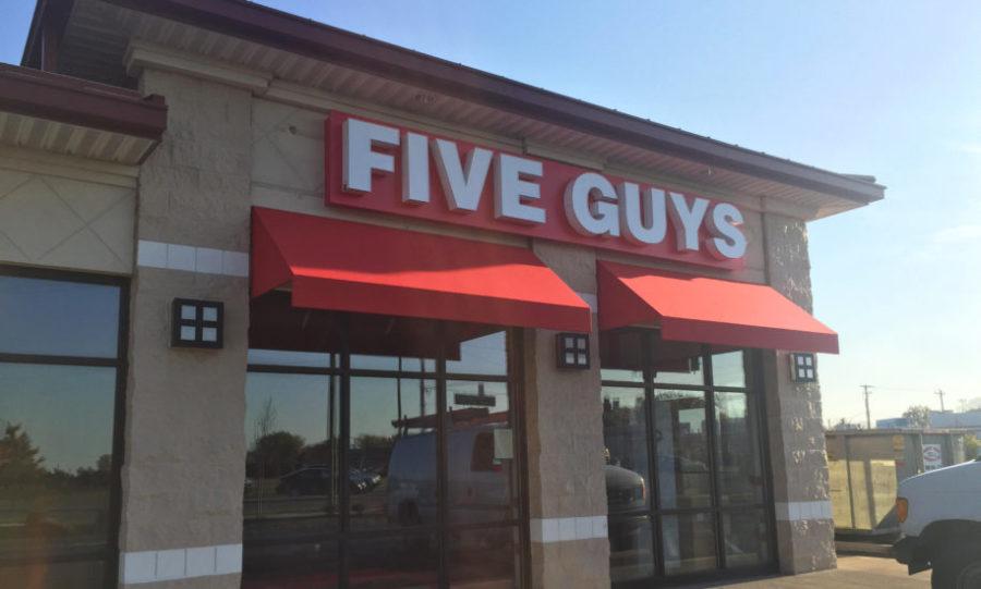 Finally Five Guys?