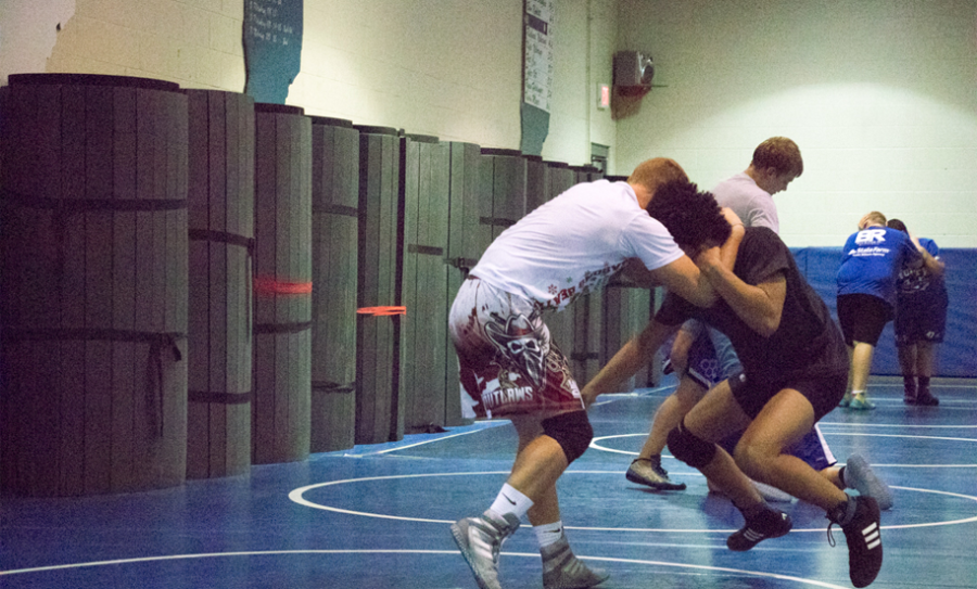 Wrestling+season+begins+second+year+with+new+coach