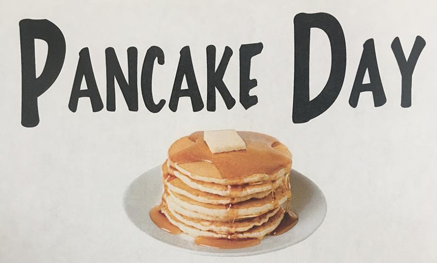 Pancake+Day+for+Dance+Marathon