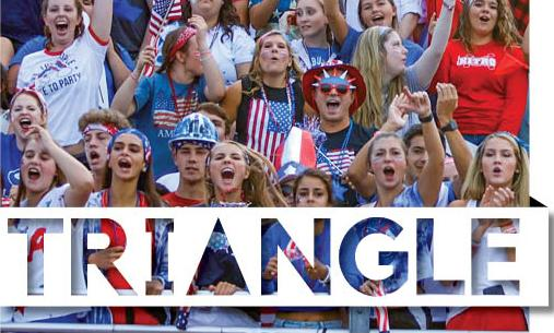 The Triangle Issue 1 September 14, 2018