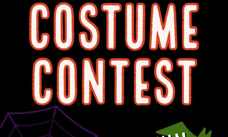 Costume Contest for the #cnhsBOOdogs