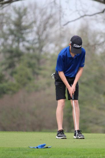 Men's Golf 4/11
