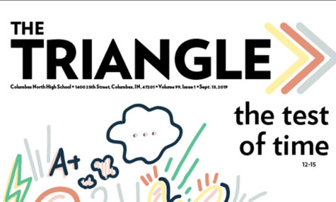 The Triangle Volume 99 Issue 1