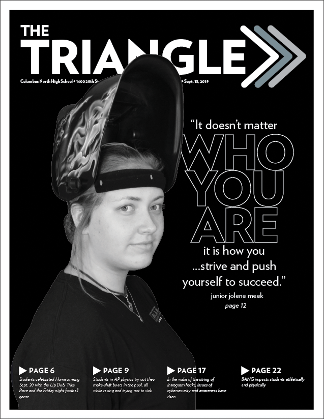 The Triangle Volume 99 Issue 2