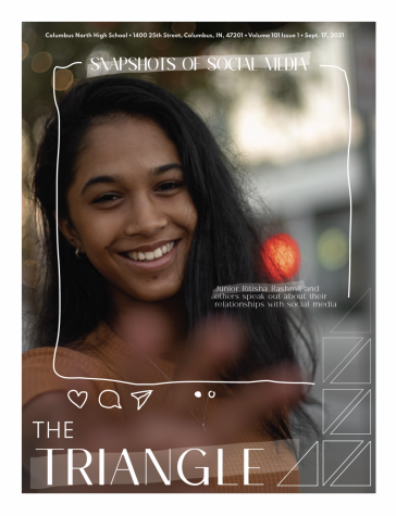 The Triangle, Issue 1, Sept. 17, 2021